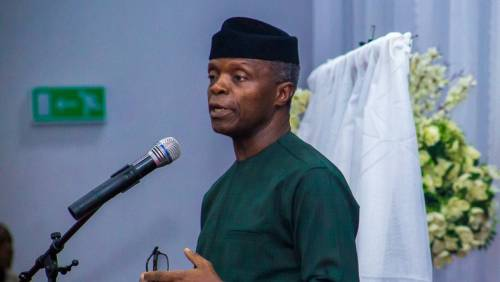 Nigeria Can Become Stronger If States Have More Powers, Rights, Says Osinbajo | Sahara Reporters