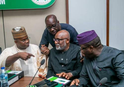 Nigerian Governors Tell Kyari: Subsidy Is A Major Drawback To Government Revenues