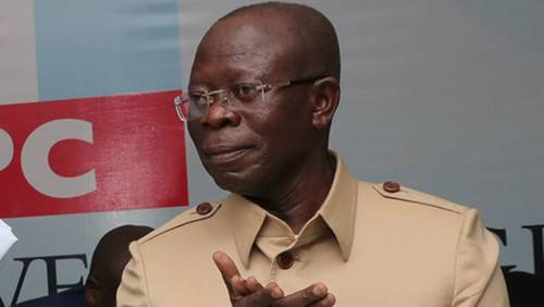 AT A GLANCE: The DSS Breakdown Of How Politicians 'Bribed' Oshiomhole In Dollars