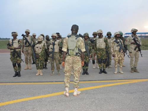 NAF deploy 32 Special Forces to Southern Kaduna
