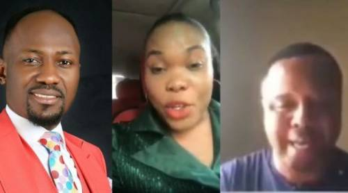 Allegation of Adultery: I received an instruction from God to apologize to the Apostle Suleman, says Mike Davids