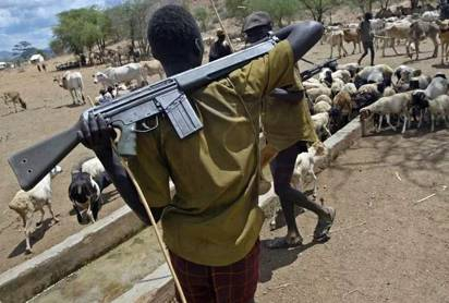 Security Alert: Fulani Herdsmen in large numbers enter Ondo Town, armed with AK-47s—Source