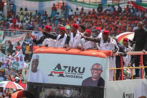 BREAKING: Nigerian Government Threatens Atiku With 'Dire Consequences' If He Continues Seeking Self-Help