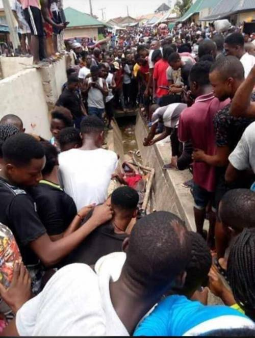 Suspected cultist leader killed by gang members over disagreement in Cross River (photos)