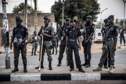 'We're Innocent' — Suspects Arrested By Police Over Burnt Properties Cry Out | Sahara Reporters