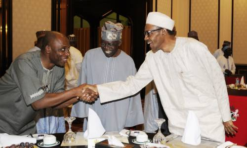 Image result for Buhari appoints Amaechi as DG Presidential Campaign Organisation