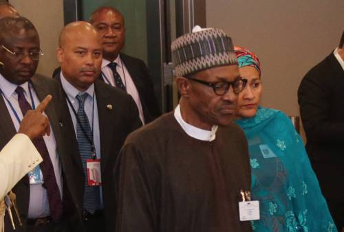 """No Referendum For Biafra""-President Buhari"