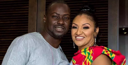 Chris Attoh's Wife Shot Dead In Maryland USA, 'After 7-Months Of Marriage'