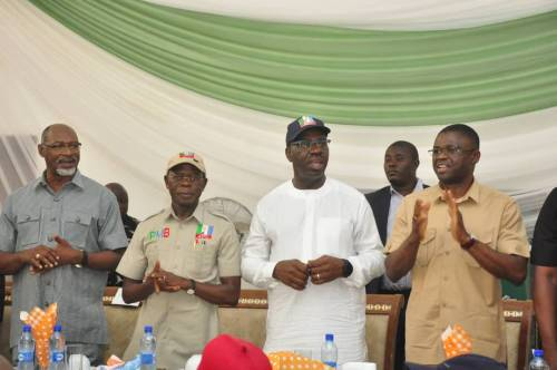 I Refused To Share Money With People Who Brought Me To Power, That's My Offence –Governor Obaseki