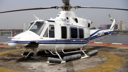 Genesis Global Aviation Helicopter