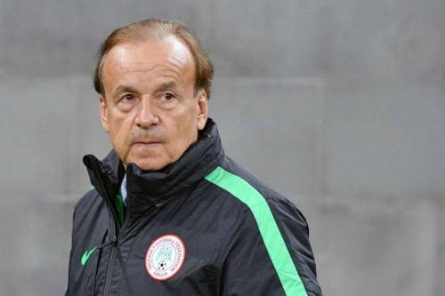 Nigerians should not decide for Rohr - Rufai
