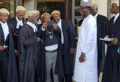 After 20 months, Court Voids Jibrin's Suspension, Orders Repayment Of His Salaries