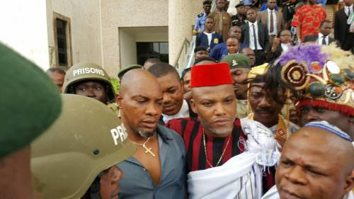 Why I Rejected Offer For Biafra With Only Five Igbo States - Nnamdi Kanu