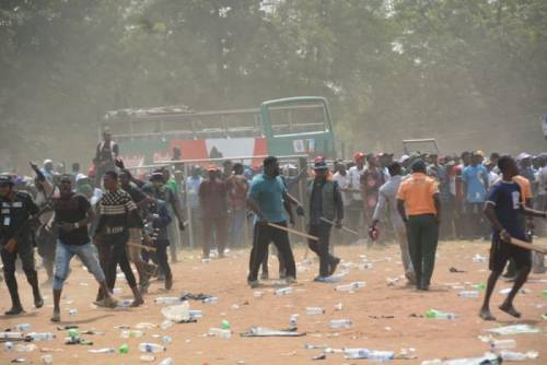 2019 Elections And Disturbing Political Violence By Alabidun Shuaib Abdulrahman