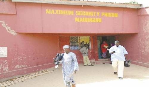 Child Prostitution, Sodomy, Forced Abortions... It's Hell Inside Maiduguri Maximum Security Prison