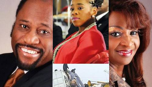 Dr myles munroe wife and daughter died in plane crash photos video