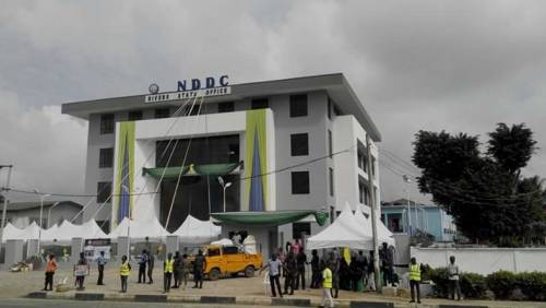 NDDC Employment Scam: You Have Seven Days To Correct Irregularities Or We Burn Pipelines, MEND Tells Government   Sahara Reporters