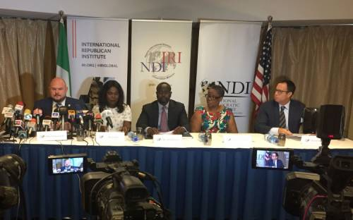 Start Preparing 2023 Elections Now, National Democratic Institute Urges Nigerian Government   Sahara Reporters