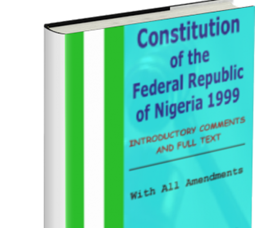 US-based Nigerian Group Calls For Replacement Of 1999 Constitution With 2014 Confab Report | Sahara Reporters