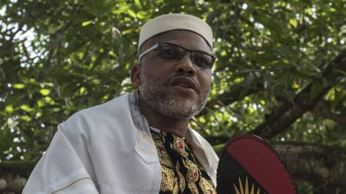 'I Was The First To Flag It' — Nnamdi Kanu Claims Credit For 'Atiku Is Not A Nigerian' Debate - SaharaReporters.com 1