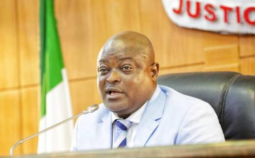 How Lagos Speaker's Security Personnel, Policemen tortured, teargassed Lawyer inside Assembly Complex