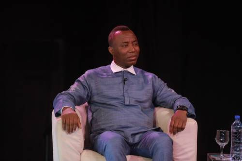Annulment Of June 12, Biggest Gang-up Against Democracy In Nigeria -Sowore