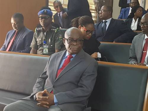 Image result for Buhari  onnoghen