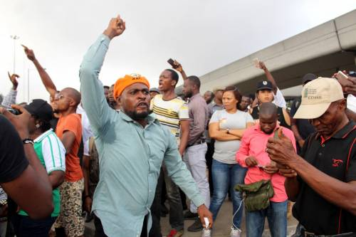 Northerners To Begin #RevolutionNow Protests August 22, Time For Massive Protests In Nigeria, Says Joint Northern Action Front   Sahara Reporters