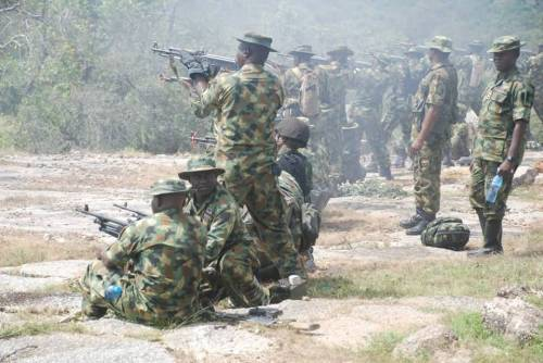 EXCLUSIVE: How Nigerian Soldier Killed More Than 14 Boko Haram