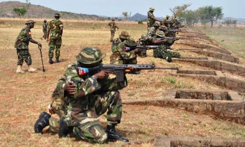 Army Captain Ohakwe Died in Accident, Not Killed by Boko Haram - Report  | Sahara Reporters