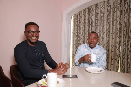 20 Days In DSS Pit Of Silence: We Must Not Forget Sowore By Fredrick Nwabufo | Sahara Reporters