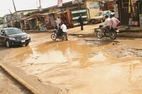 Ondo Residents Decry Bad State Of Roads, Urge Government To Address Problem    Sahara Reporters