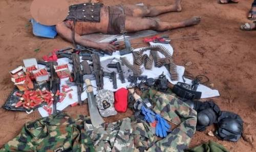 Security Operatives Allegedly Storm IPOB's Eastern Security Network Base, Kill Commander, Six Others