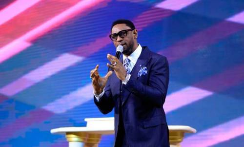 COZA: Fatoyinbo Returns To Pulpit One Month After Stepping Down