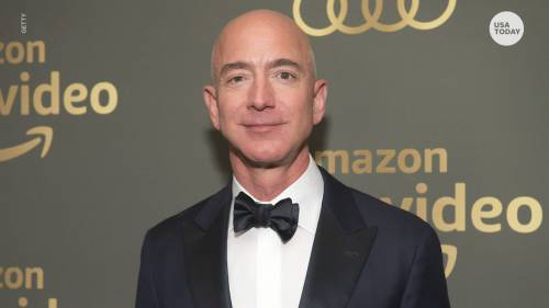 Jeff Bezos breaks new record as his net worth tops $200 billion