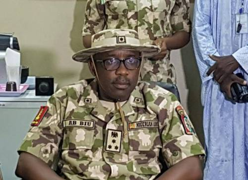 Governors, Journalists, Others Are Targets Of Boko Haram -Gen. Biu | Sahara Reporters