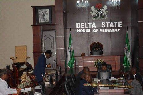 Mild Drama In Delta State Assembly Over 'Reporting' | Sahara Reporters