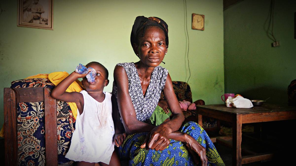 Widow, Grace Yerizima is still waiting to be compensated after his farm was burnt and rendered infertile by spill in July 2010
