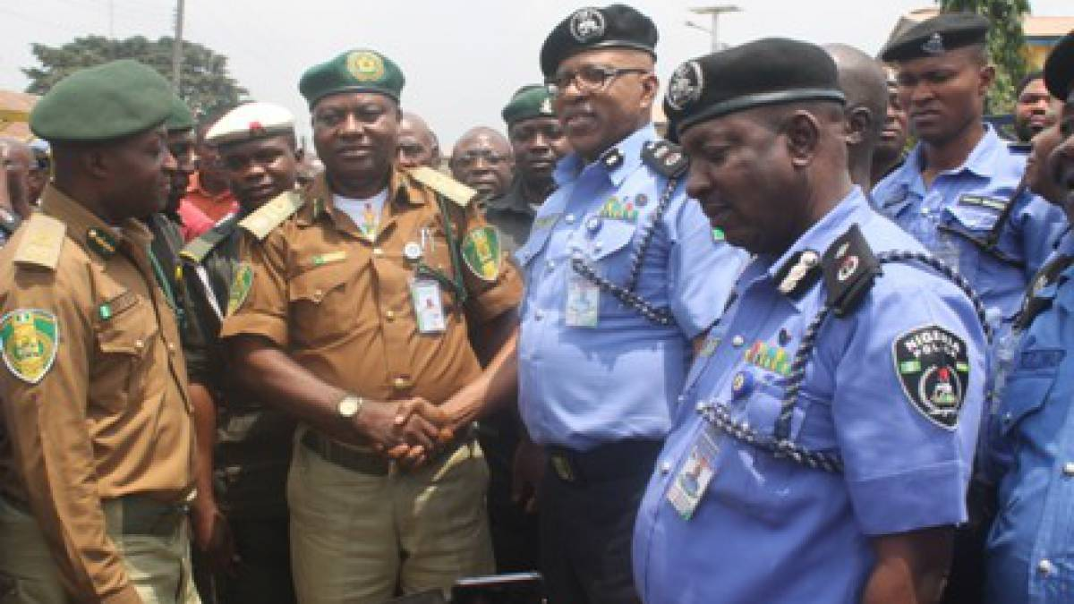 Police who killed Vampire, arrested kidnappers