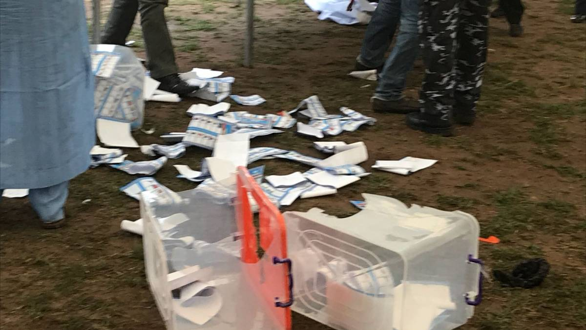 Ekiti APC Governorship Primary Election Turns Violence
