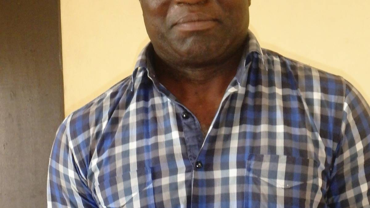 John Arinze, a South Africa-based evangelist and Nigerian native, was arrested in Lagos