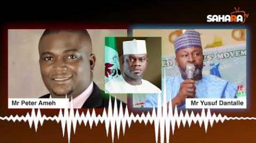 Governor Yahaya Bello Accused Of Bribing Opposition Candidates With Millions Of Naira