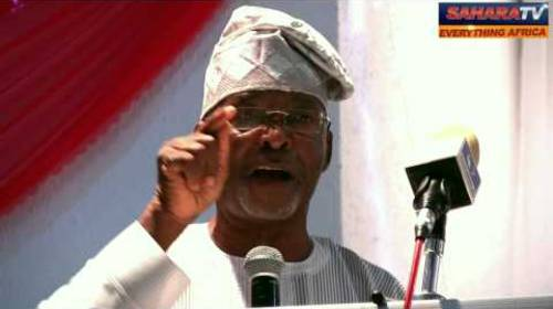 We Made Jega Shift Election Because It Was Clear Buhari Would Win on February 14th - Fasheun