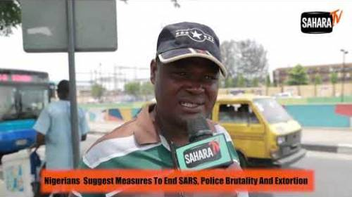 #ENDSARS: Nigerians Suggest Measures To End Police Brutality And Extortion