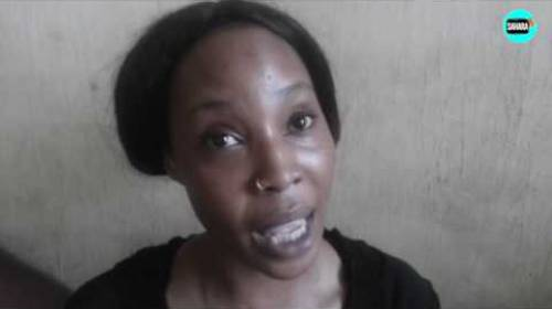 Stephanie Otobo Speaking About Her Relationship With Apostle Johnson Suleman