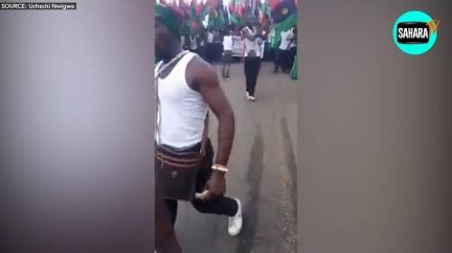 Vote And Die: IPOB Threatens Anambra Residents, Insists On Anambra Election Boycott