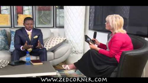 "SHEPHERD BUSHIRI  ""WALKING ON AIR MIRACLE ""  INTERVIEW"