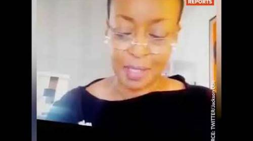 Diezani, Who Is Wanted For Massive Corruption, Laments That Yahoo Boys Have Become Role Models