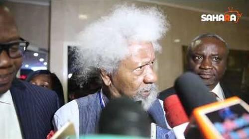 There Cannot Be A Society Where Cattle Takes Priority Over Human Being - Prof. Wole Soyinka