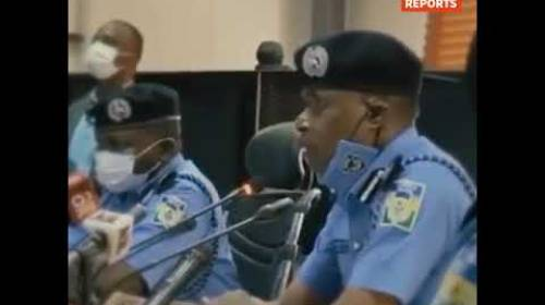 Nigeria's Inspector General of Police, Adamu, Dissolves SARS After Days Of Protests By Citizens